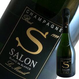 サロン ブラン ド ブラン[1999]サロン(シャンパン)【箱無し】【並行品】