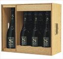 サロン ブラン ド ブラン マグナム[2008]サロンを含むアソートセット(シャンパン)【木箱】【正規品】2008(1500ml)x1本/2007 x2本/2006 x2本/2004 x2本