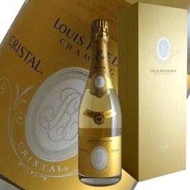 クリスタル ブリュット ヴィンテージ[2008]ルイ ロデレール(シャンパン)【ギフトボックス】【並行品】【定温コンテナ輸入品】