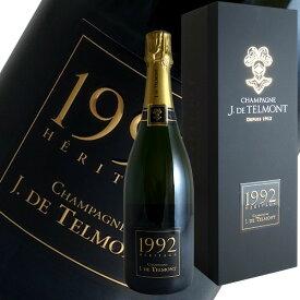 ジ ド テルモン エリタージュ[1992]J ド テルモン(シャンパン)【ギフトボックス】