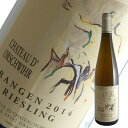 リースリング特級ランゲン[2014]シャトー ドルシュヴィール(白ワイン フランス)