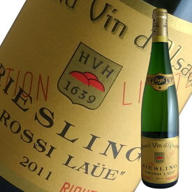 リースリング グロシ ローイ[2011]ヒューゲル(白ワイン アルザス)