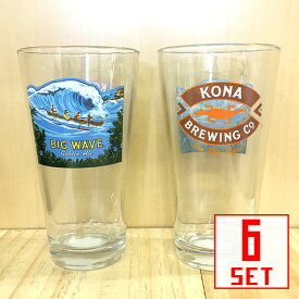 コナビール オリジナルグラス 6個セット
