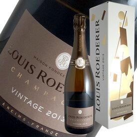 ルイ ロデレール ブリュット ヴィンテージ[2013](シャンパン)【ギフトボックス】【並行品】
