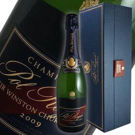 ポル ロジェ キュヴェ サー ウィンストン チャーチル[2009]ポル ロジェ(シャンパン)【ギフトボックス】