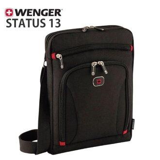 WENGER STATUS 13 (Wenger status 13) black approximately 3L 600641