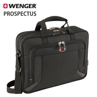 WENGER PROSPECTUS (ウェンガープロスペクタス) black approximately 15L 600649