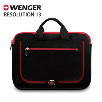 WENGER RESOLUTION 13 (Wenger re-solution 13) black approximately 2L 600674