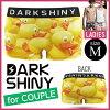 DARK SHINY dark shiny YLLB03 yellow label yellow duck Lady's M