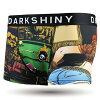 DARK SHINY dark shiny boxer underwear yellow label YLLB10 billiards men L
