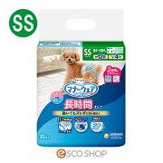 マナーウェアペット用紙オムツ小型超小型犬用SSサイズ30枚(おむつおしっこ犬用ペット)