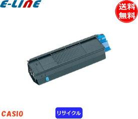 カシオ V15-TSK トナーカートリッジ ブラック (リサイクル)「E&Qマーク認定品」「送料無料」「smtb-F」