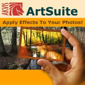 【キャッシュレス5%還元】【35分でお届け】AKVIS ArtSuite Home 15.0 スタンドアロン【shareEDGEプロジェクト】【ダウンロード版】