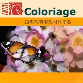【35分でお届け】AKVIS Coloriage Home 11.0 プラグイン【shareEDGEプロジェクト】【ダウンロード版】