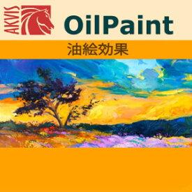 【35分でお届け】AKVIS OilPaint Home 7.0 スタンドアロン【shareEDGEプロジェクト】【ダウンロード版】