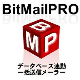 【キャッシュレス5%還元】【35分でお届け】BitMailPRO ver.8.8.0 【ニュースビット】【ダウンロード版】