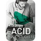 ACIDMusicStudio11ダウンロード版【ソースネクスト】