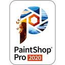 【キャッシュレス5%還元】【35分でお届け】PaintShop Pro 2020 半額キャンペーン版 【コーレル】