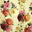 【手芸用品】【15:00迄の注文は当日発送】【デコパージュ】 ペーパーナフキン Elegant Rose
