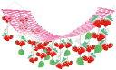 【店舗・イベント用品】【春の花】【いちご】ハンガー・いちご