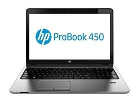 【中古】新品SSD256GB メモリ8GB HP ProBook 450 Core i5 第4世代 正規版Office付 便利な10キー搭載 ドライブ HDMI 無線LAN 指紋認証センサー Windows10 pro 64bit