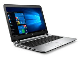 【中古】新品SSD128GB メモり8GB HP ProBook 450 G3 Core i3 第6世代 正規版Office付 HDMI搭載 Webカメラ Bluetooth 無線LAN Windows10 pro 64bit