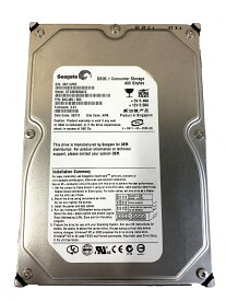 【中古】Seagate 3.5inch 内蔵ハードディスク ST3400832ACE 400GB U100 7200rpm 8MBキャッシュ PATA IDE 増設HDD 送料無料
