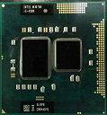 【中古】ノートPC用CPU Intel モバイル Core i5-430M CPU (2.26GHz/TB2.53GHz/2Core/4T/3M/35W)【送料無料】