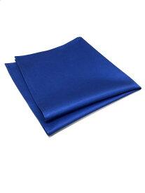 日本製 ナフキン 朱子無地 ロイヤルブルー 10枚 綿100% 51×51 (ワイン トーション、テーブル ナプキン)
