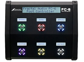 【お取り寄せ商品】Fractal Audio Systems / FC-6 Foot Controller