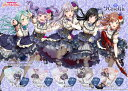【ESP×バンドリ! ガールズバンドパーティ! コラボレーション】Roselia キャラクターピック/Ver.3 ×10枚セット【即納可能】