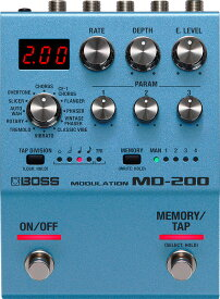 【即納可能】BOSS MD-200 Modulation