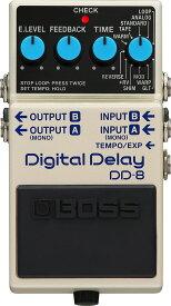 【お取り寄せ商品】BOSS Digital Delay DD-8
