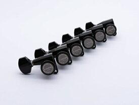 【ESP Parts】SG360-07-R MG-TB LONG SET Black[パーツ/ペグ/MAGNUM LOCK/マグナムロック/片連用/R側/ブラック]