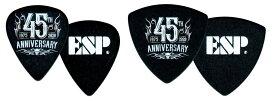【即納可能】ESP45周年記念ピック / PT-45th-08, PD-45th-08[10枚セット][Pick/Teardrop/Triangle]