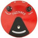 【即納可能】Jim Dunlop JD-F2 Fuzz Face[JDF2]【箱ボロ特価/特別セール価格!!】