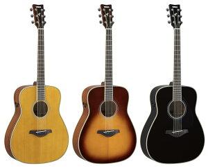 トランスアコースティックギター FG-TA [BL]