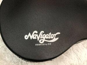 【受注生産】NavigatorHC-250NLP純正ハードケース(LPタイプギター用)