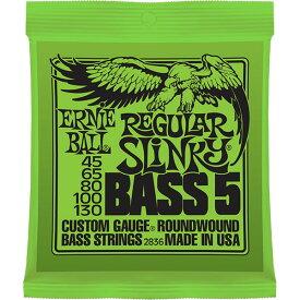 ERNIE BALL REGULAR SLINKY BASS5 【エレキベース弦】