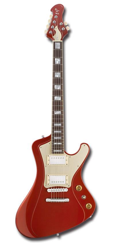 【新製品・予約商品】ESP STREAM-GT Classic / Candy Apple Red