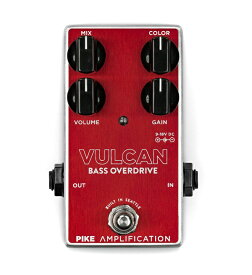Pike Amplification / Vulcan -Bass Overdrive-