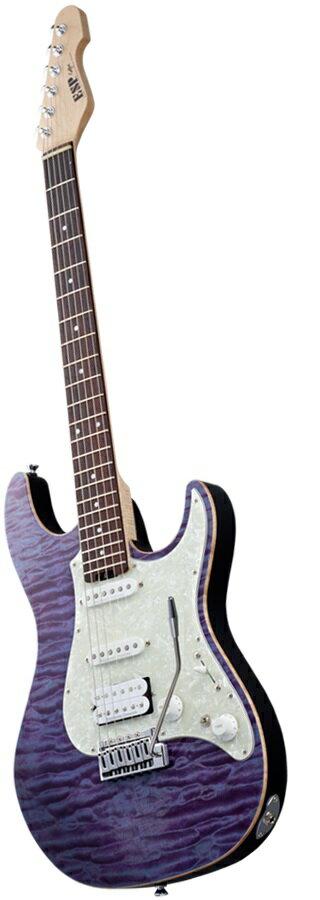 【受注生産】ESP SNAPPER-CTM Indigo Purple