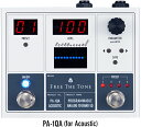 FREE THE TONE PROGRAMMABLE ANALOG 10 BAND EQ / PA-1QA (Acoustic)