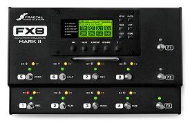 《ポイント5倍》【即納可能】Fractal Audio Systems / FX8 MARK II