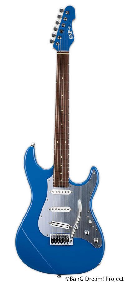 【ESP×BanG Dream!(バンドリ)コラボギター 受注生産:8ヶ月】ESP SNAPPER Tae