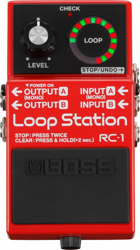 BOSS Loop Station RC-1 【エフェクター】