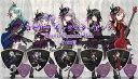 【ESP×バンドリ! ガールズバンドパーティ! コラボレーション】Roselia キャラクターピック ×10枚セット【2017年7月末頃入荷予定】