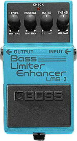 BOSS Bass Limiter Enhancer LMB-3 【エフェクター】