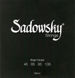 Sadowsky Bright Nickel SBN45