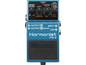 BOSS Harmonist PS-6 【エフェクター】
